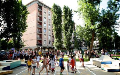ZOOART – ARCA: ripensa il Parco giochi di Cuneo Nuova