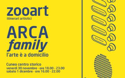 ZOOART – ARCA Family 2018 30 novembre – 1 dicembre