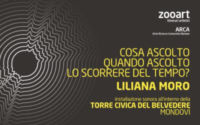ZOOART riparte da Mondovì con l'installazione di Liliana Moro