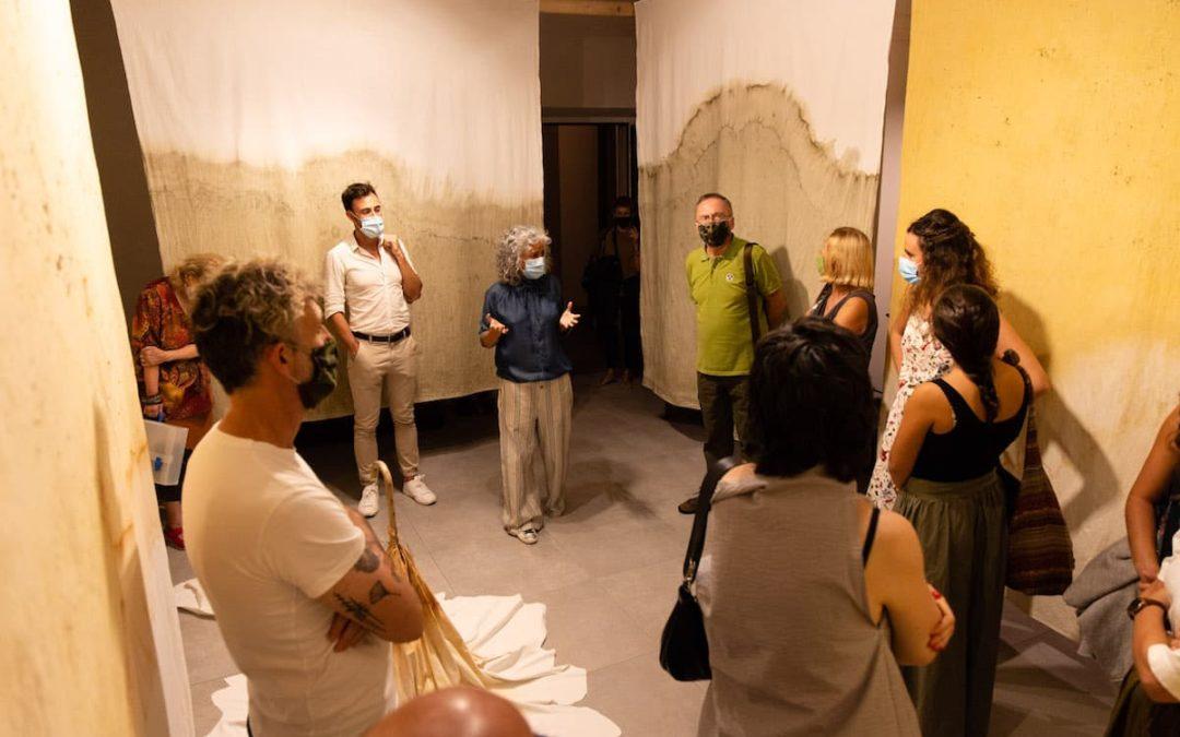 LIVING ROOM: successo per l'esposizione dei progetti